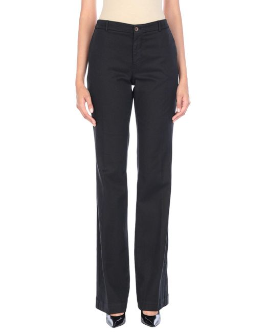 PT01 Black Casual Trouser