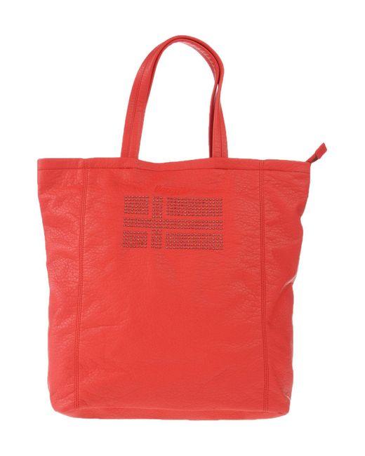 Napapijri Red Handbag