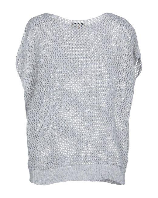Pullover di Fay in Gray