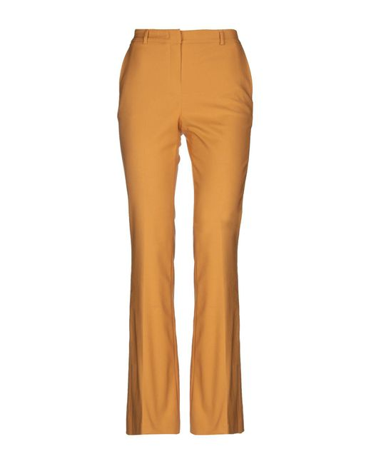 Hanita Multicolor Casual Pants