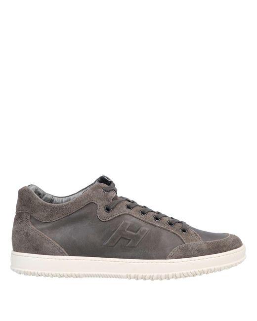 Hogan Low Sneakers & Tennisschuhe in Gray für Herren