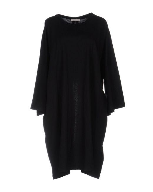 1017 ALYX 9SM Camiseta de mujer de color negro MUOz7