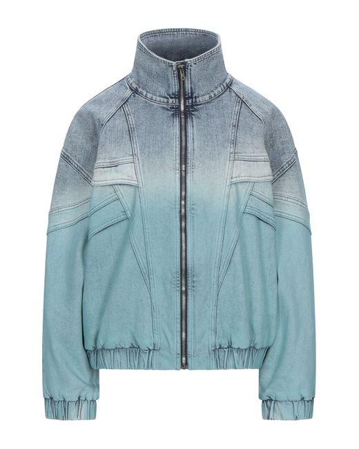 Manteau en jean Stella McCartney en coloris Blue