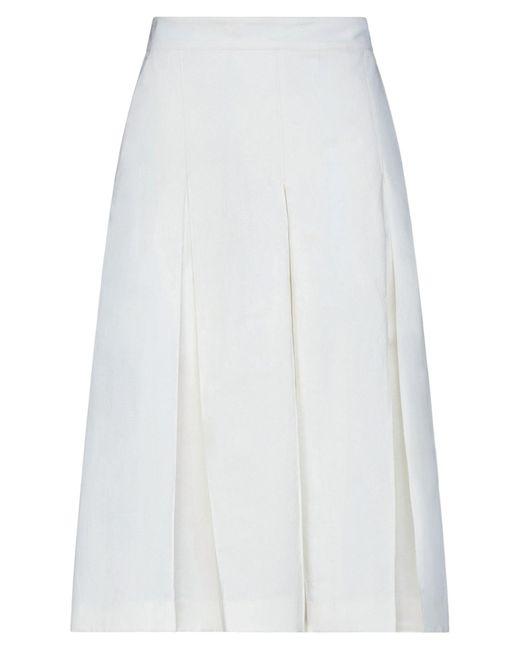 Pantacourt Sportmax Code en coloris White