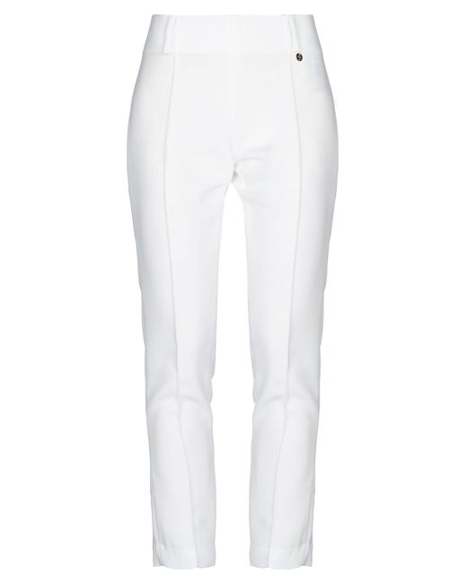 Pantalones Liu Jo de color White