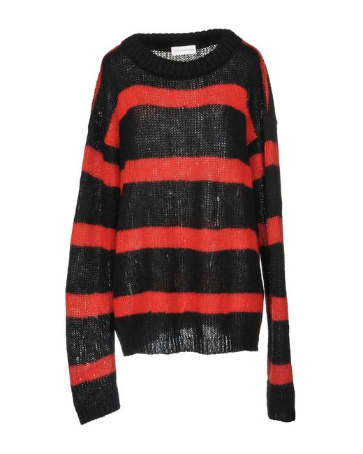 Faith Connexion - Red Sweater - Lyst