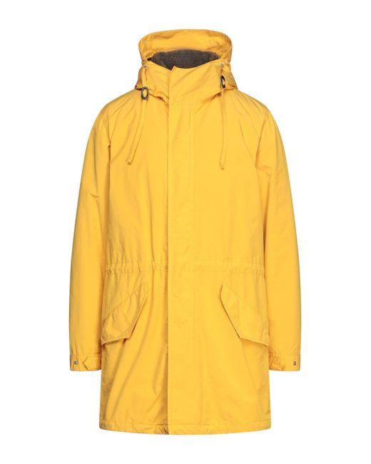 Aspesi Mantel in Yellow für Herren