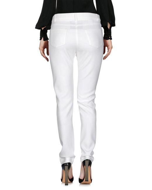 Moschino White Hose