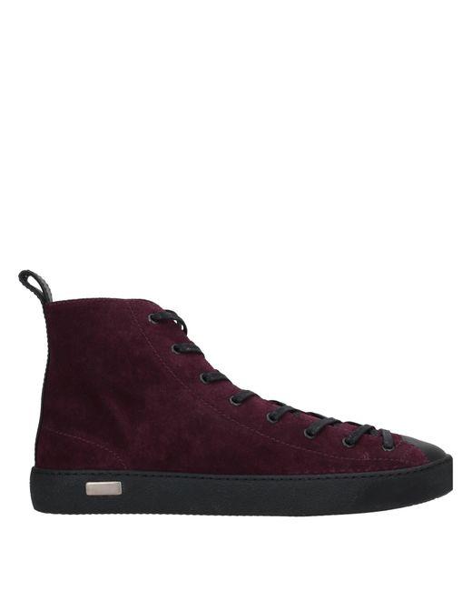 Kalliste Purple High-tops & Sneakers for men