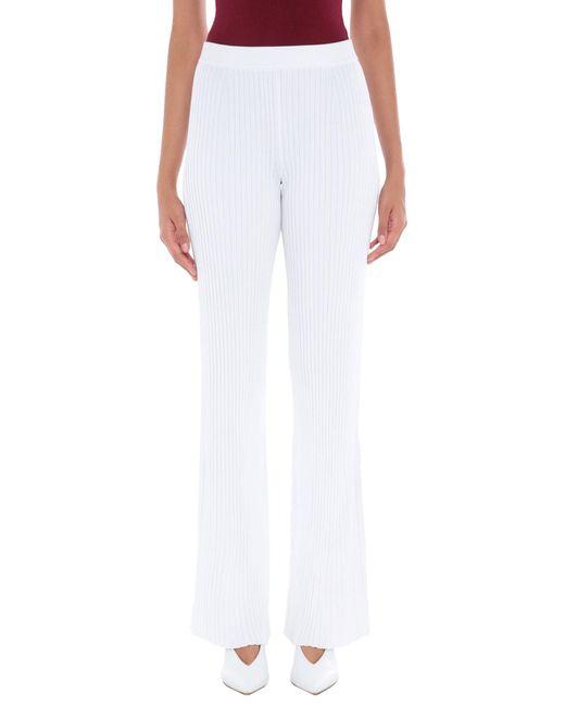 Pantalone di Mrz in White