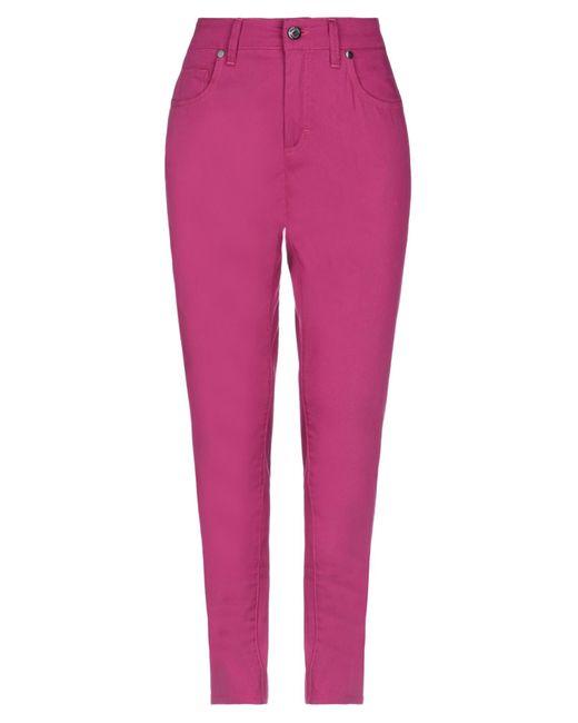 Pantalone di Marani Jeans in Pink