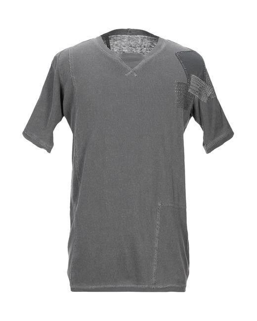 Maharishi T-shirt da uomo di colore grigio