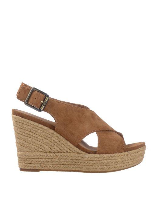 Sandales Ugg en coloris Brown