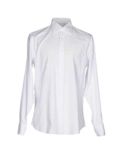 Ballantyne - White Shirt for Men - Lyst