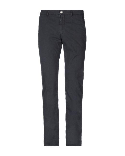Alessandro Dell'acqua Blue Casual Pants for men