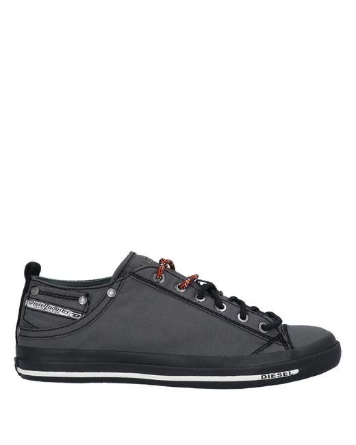Sneakers & Tennis basses DIESEL pour homme en coloris Black