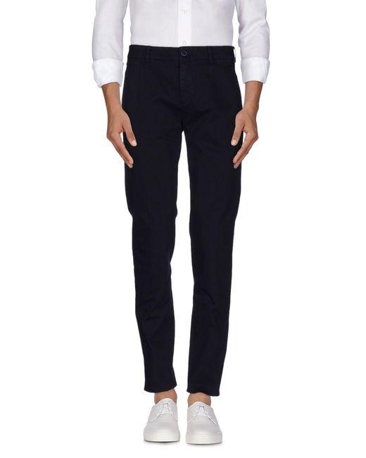 Bikkembergs Blue Casual Trouser for men