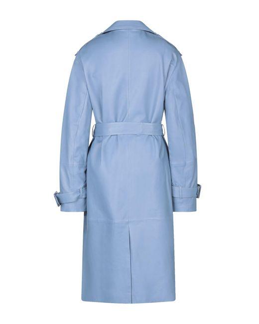Soprabito di Victoria, Victoria Beckham in Blue