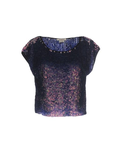 Pinko Blue Top