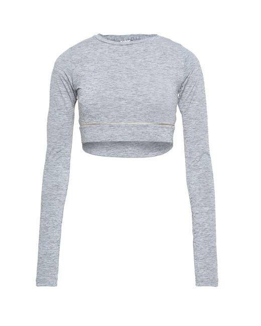 42|54 FORTYTWO FIFTYFOUR T-shirt da donna di colore grigio