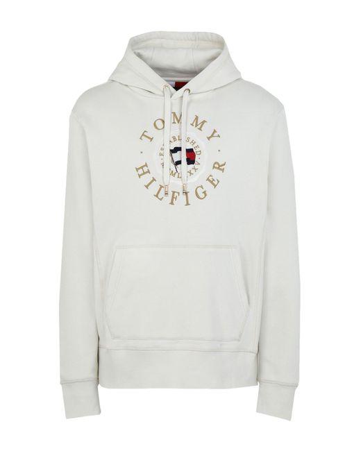 Tommy Hilfiger White Sweatshirt for men