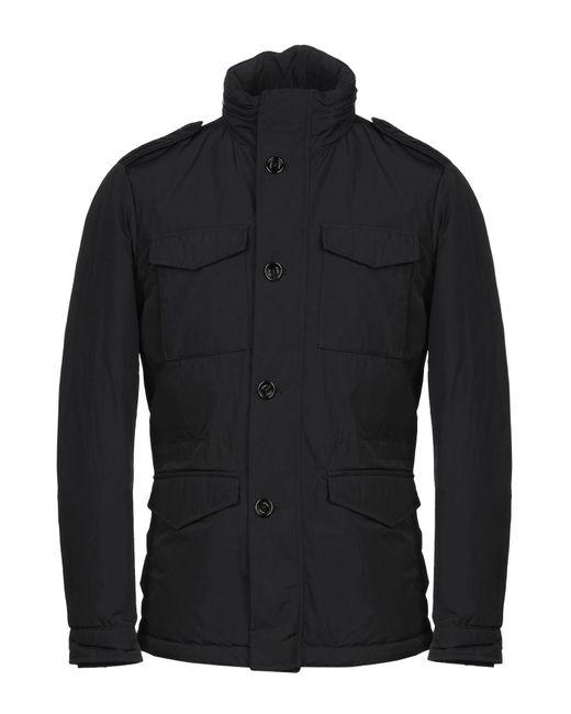 Allegri Black Jacket for men