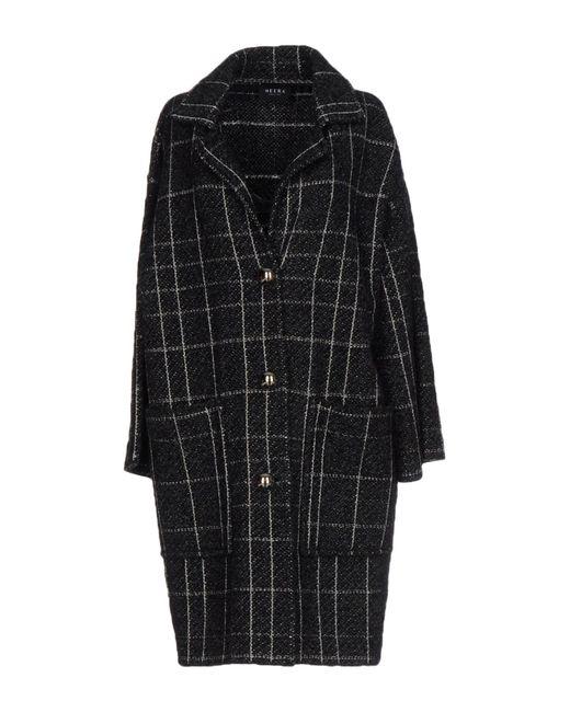 Neera Gray Coat