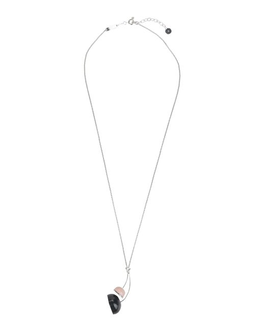 Marc By Marc Jacobs - Metallic Necklace - Lyst