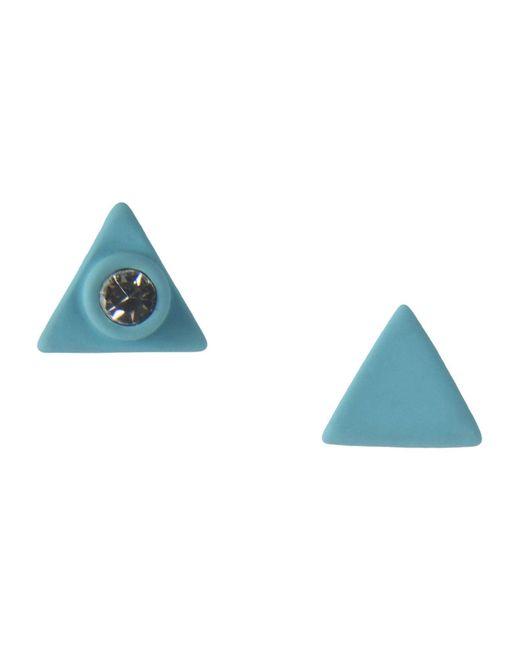 Marc By Marc Jacobs | Blue Earrings | Lyst