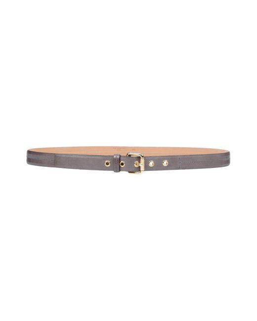 Nannini - Gray Belt - Lyst