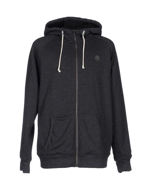 Volcom - Gray Sweatshirt for Men - Lyst