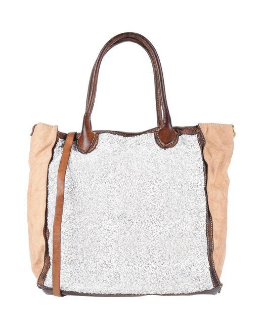 Caterina Lucchi White Handbag