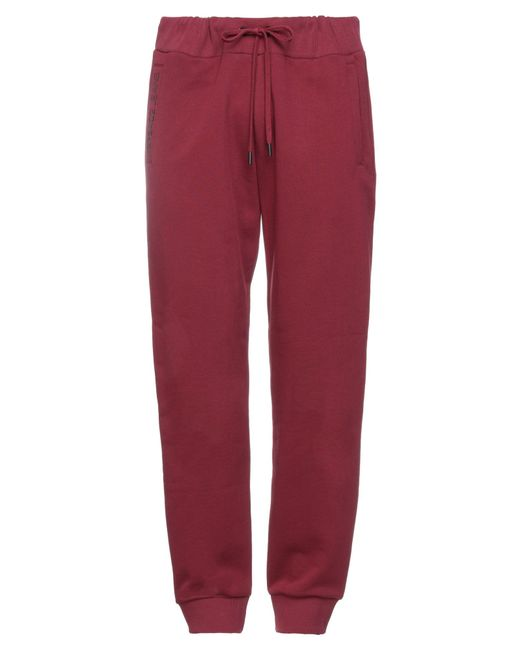 Versace Jeans Red Casual Trouser for men