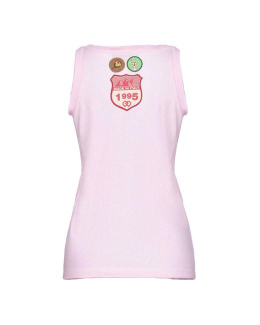 Débardeur DSquared² en coloris Pink