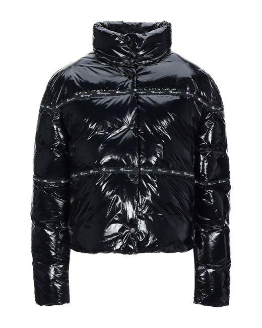 Champion Black Jacket
