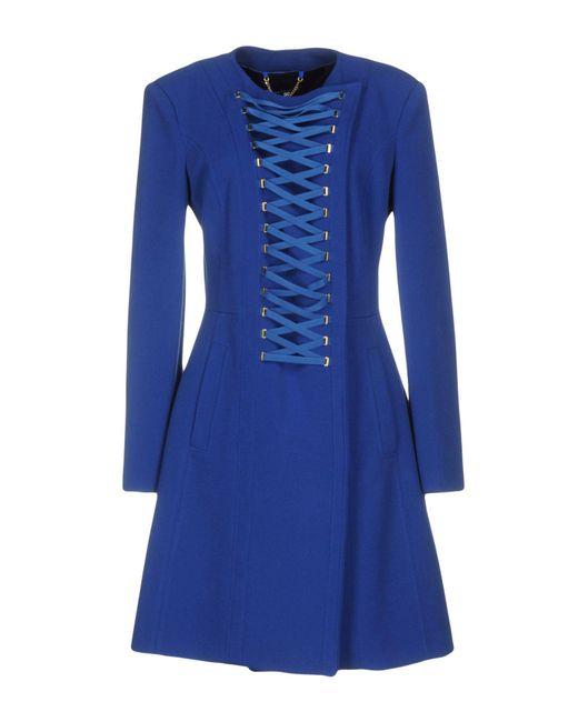 Elisabetta Franchi Blue Coat