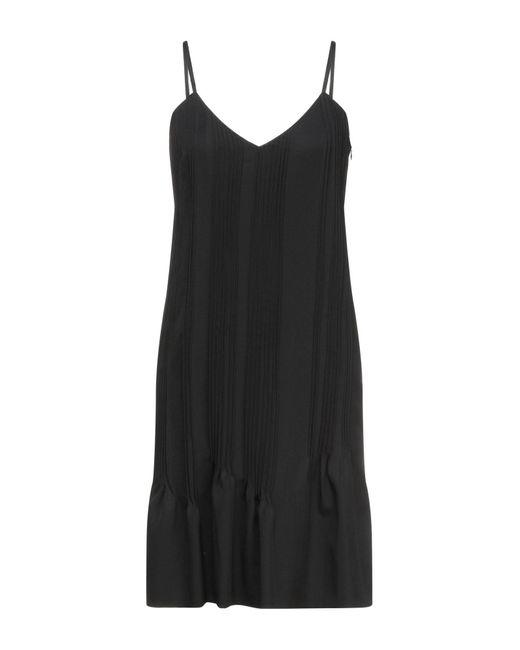 Nina Ricci Black Short Dress