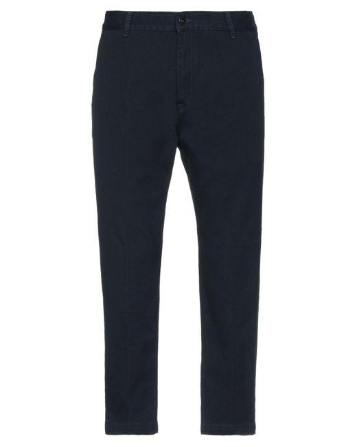Pantalone di Covert in Blue da Uomo