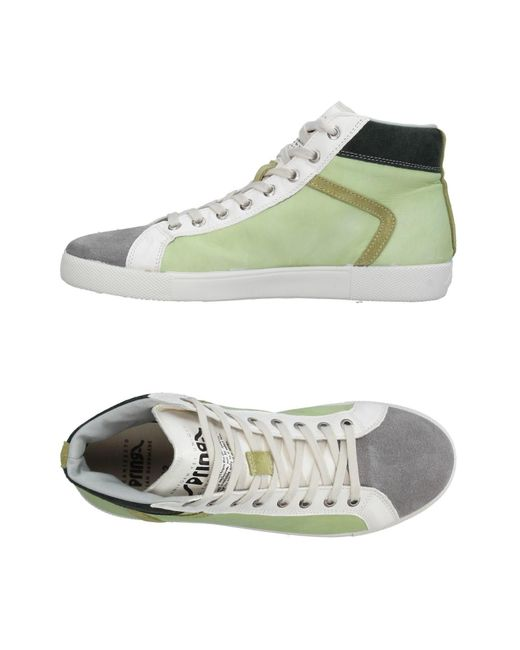 Springa - Green High-tops & Sneakers for Men - Lyst