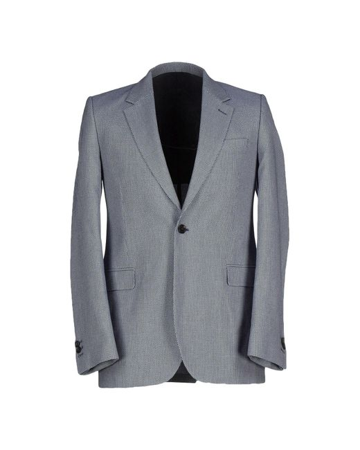 Éditions MR Blue Blazer for men