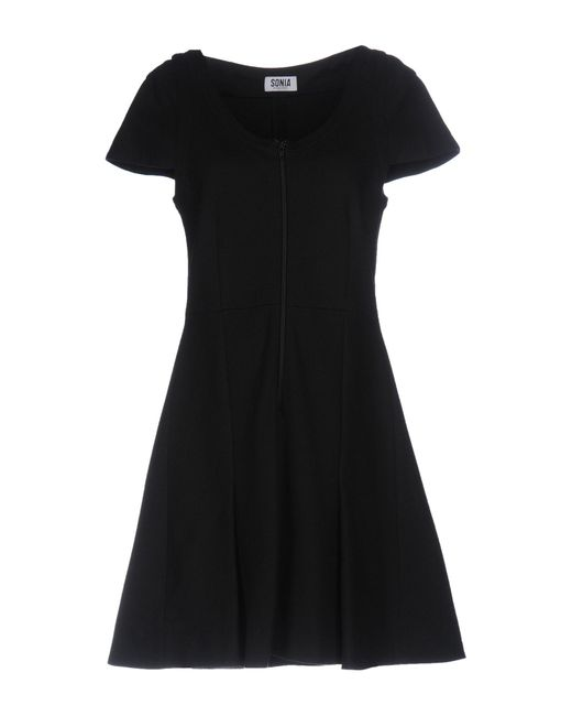 Sonia by Sonia Rykiel   Black Short Dress   Lyst