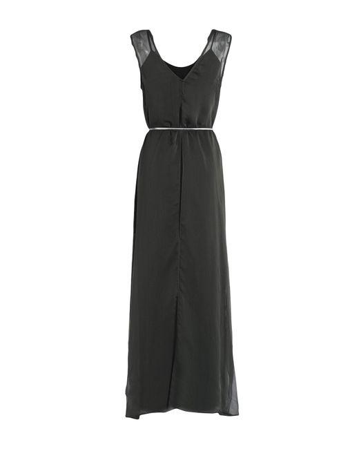 Jijil Green Long Dress