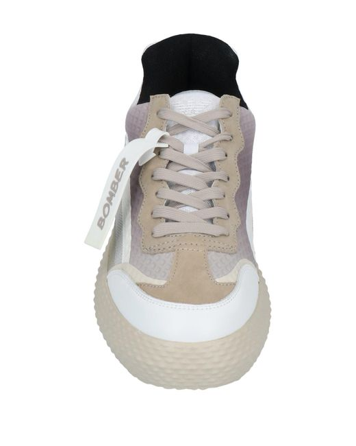 Emporio Armani Low Sneakers & Tennisschuhe in Multicolor für Herren