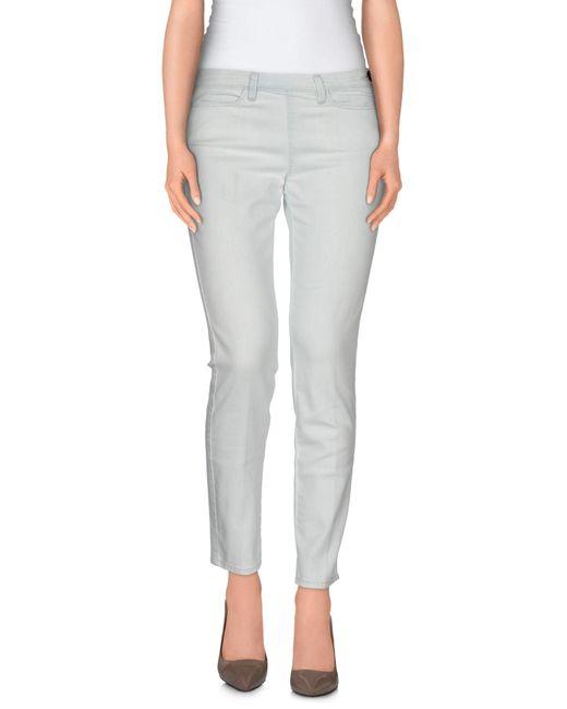 Schumacher - Blue Denim Pants - Lyst