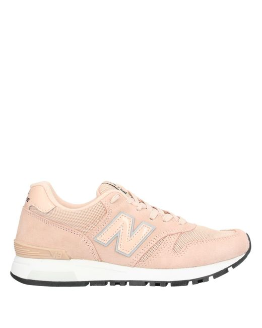 New Balance Pink Low-tops & Sneakers