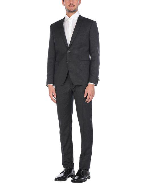Tonello Gray Suit for men