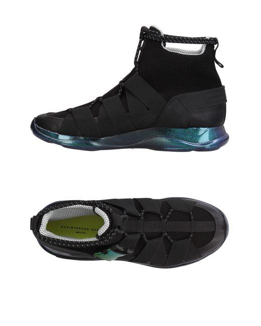 Sneakers & Tennis montantes Christopher Kane pour homme en coloris Black