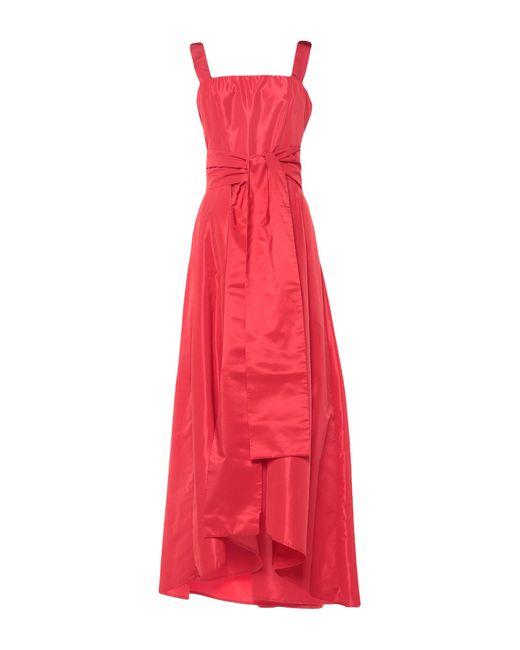 Robe longue Liu Jo en coloris Red