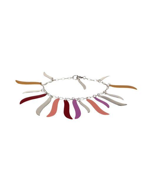 Bracelet Isabel Marant en coloris Metallic