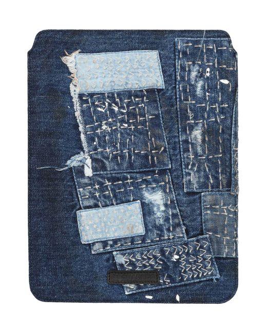 DSquared² - Blue Hi-tech Accessories for Men - Lyst